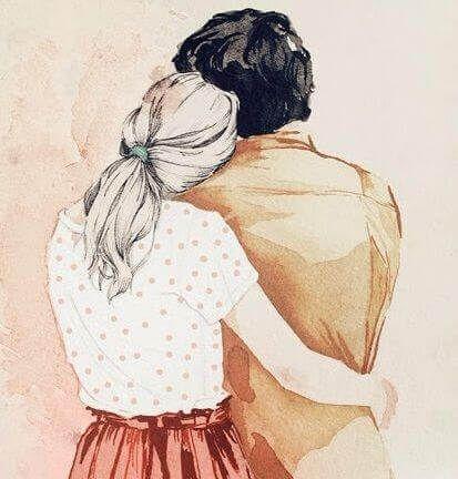 Je veux que tu puisses vivre sans moi mais que tu