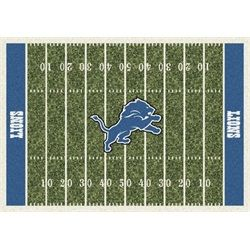 Detroit Lions Football Field Rug A Well The O Jays And