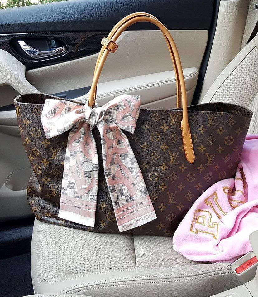Louis Vuitton Monogram Neverfull Tote Best Lv Ping Bag To Wear