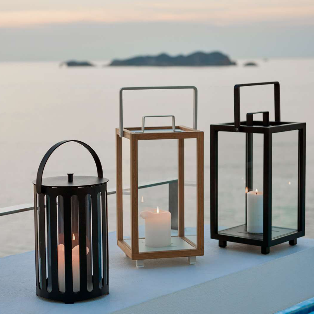 As The Evenings Begin To Get Darken Brighten Up Gardens And Outdoorliving Spaces With These Modern Outdoor Lantern Modern Lanterns Lanterns Outdoor Lanterns