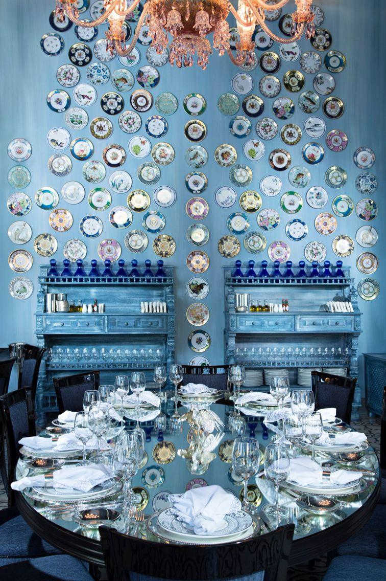 Em Sherif restaurant in Dubai Downtown   Homes & Design   Pinterest ...