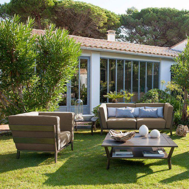 ConfortableDécoration Pour 20 De Outdoor Un Jardin Coin Canapés N0OXZ8Pwkn
