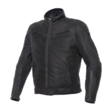 Kurtka DAINESE BLACK HAWK PELLE nero | DAINESE BLACK HAWK PELLE Leather Jacket #Motomoda24