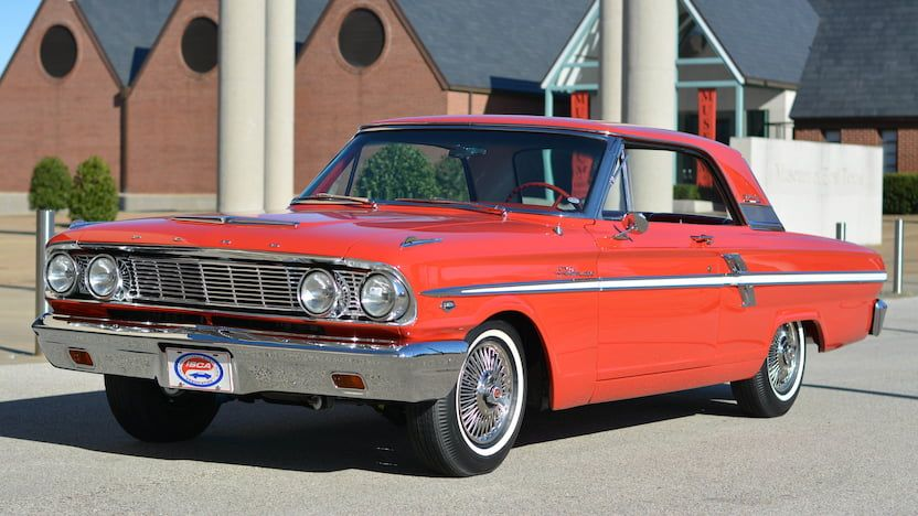 1964 Ford Fairlane 500 S152 Houston 2019 In 2020 Ford Fairlane 500 Fairlane 500 Ford Fairlane