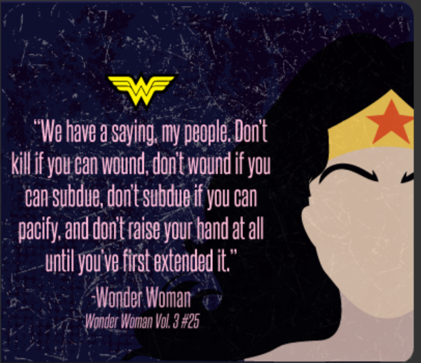 Inspirational Quotes From Superheroes And Comic Books Infographic E Learning Infographics Wonder Woman Quotes Inspirational Quotes For Women Superhero Quotes
