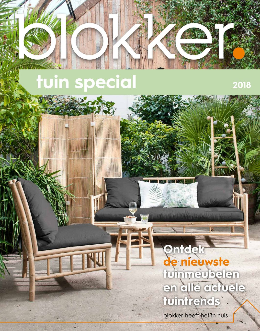 Houten Tuinbank Blokker.Blokker Folder Blokker Tuin Special 2018 Pagina 2 3