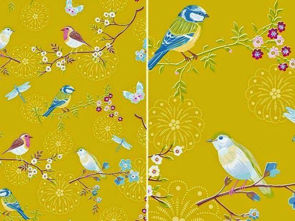 Early Bird Yellow -tapeet