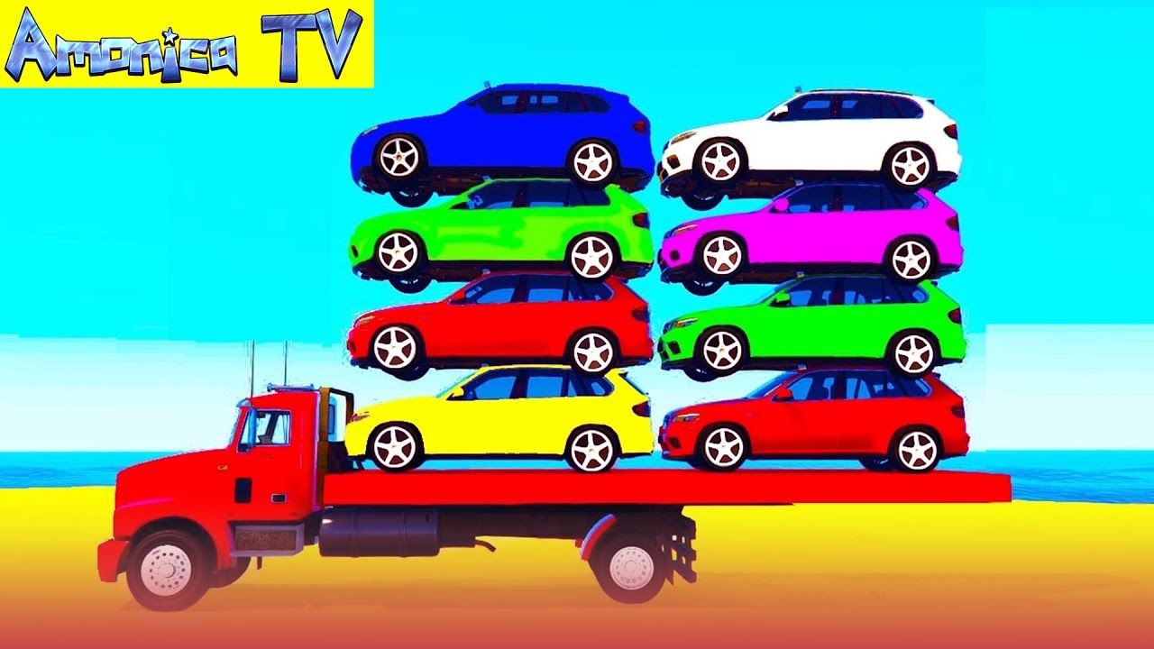 Learn Colors For Toddlers And Babies Learn Colours Smalls Cars