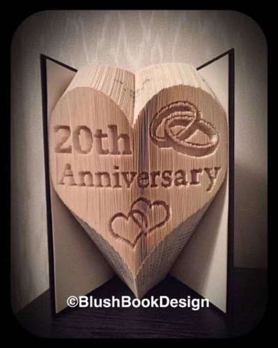 20th Anniversary Heart Book Folding Pattern Combi Method Unique Unusual Gift #20thanniversarywedding 20th Anniversary Heart Book Folding Pattern Combi Method Unique Unusual Gift #20thanniversarywedding 20th Anniversary Heart Book Folding Pattern Combi Method Unique Unusual Gift #20thanniversarywedding 20th Anniversary Heart Book Folding Pattern Combi Method Unique Unusual Gift #20thanniversarywedding
