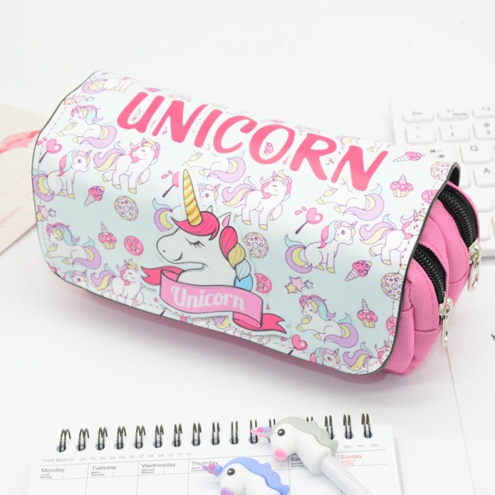 Unicorn Pencil Case Big Deals! Party Time! Price: 19.00 & FREE Shipping
