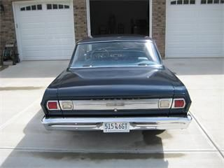 1965 Chevy Nova 2 Door Ht 383 Cu In 010 Over Engine