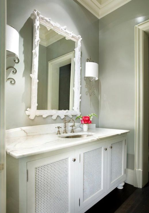 Bathroom Vanities Design Ideas Amusing 20 Creative Grey Bathroom Ideas To Inspire You Let's Look At Inspiration