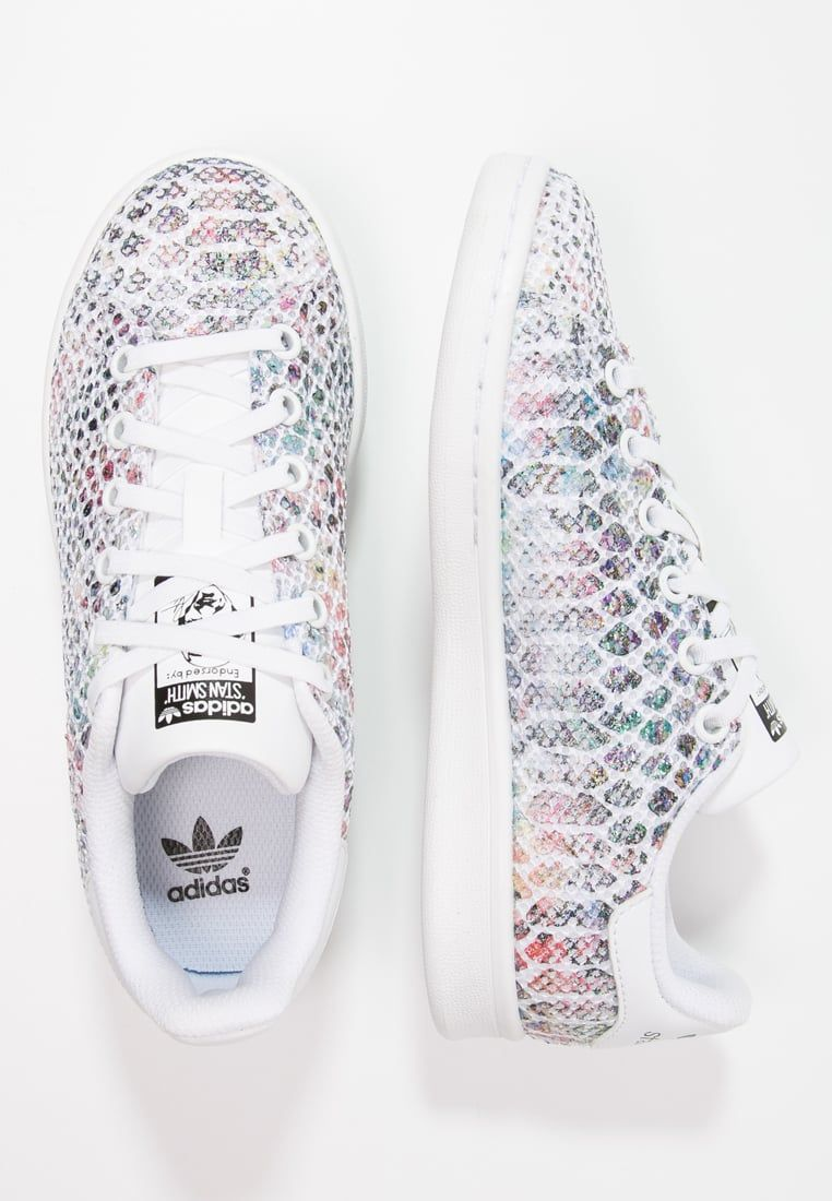 STAN black Sneaker whitecore low SMITH ulFKJc5T13