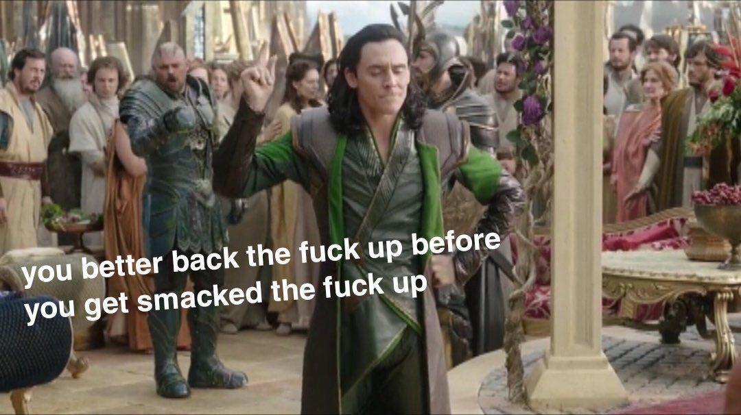 ASSEMBLE ✦ avengers chatroom - Peter   Marvel   Loki marvel