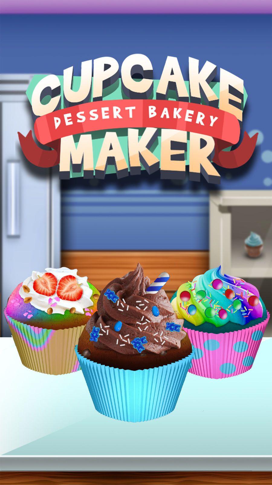 Awesome Ice Cream Cupcake Maker Baking Dessert Top Dessert