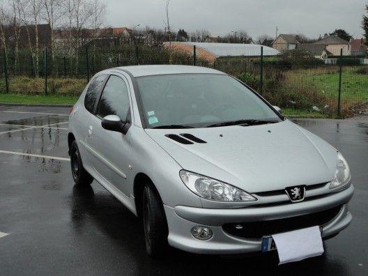 Peugeot 206 Xbox 360 1 4 Hdi 3 Portes Http Www Laventerapide Com