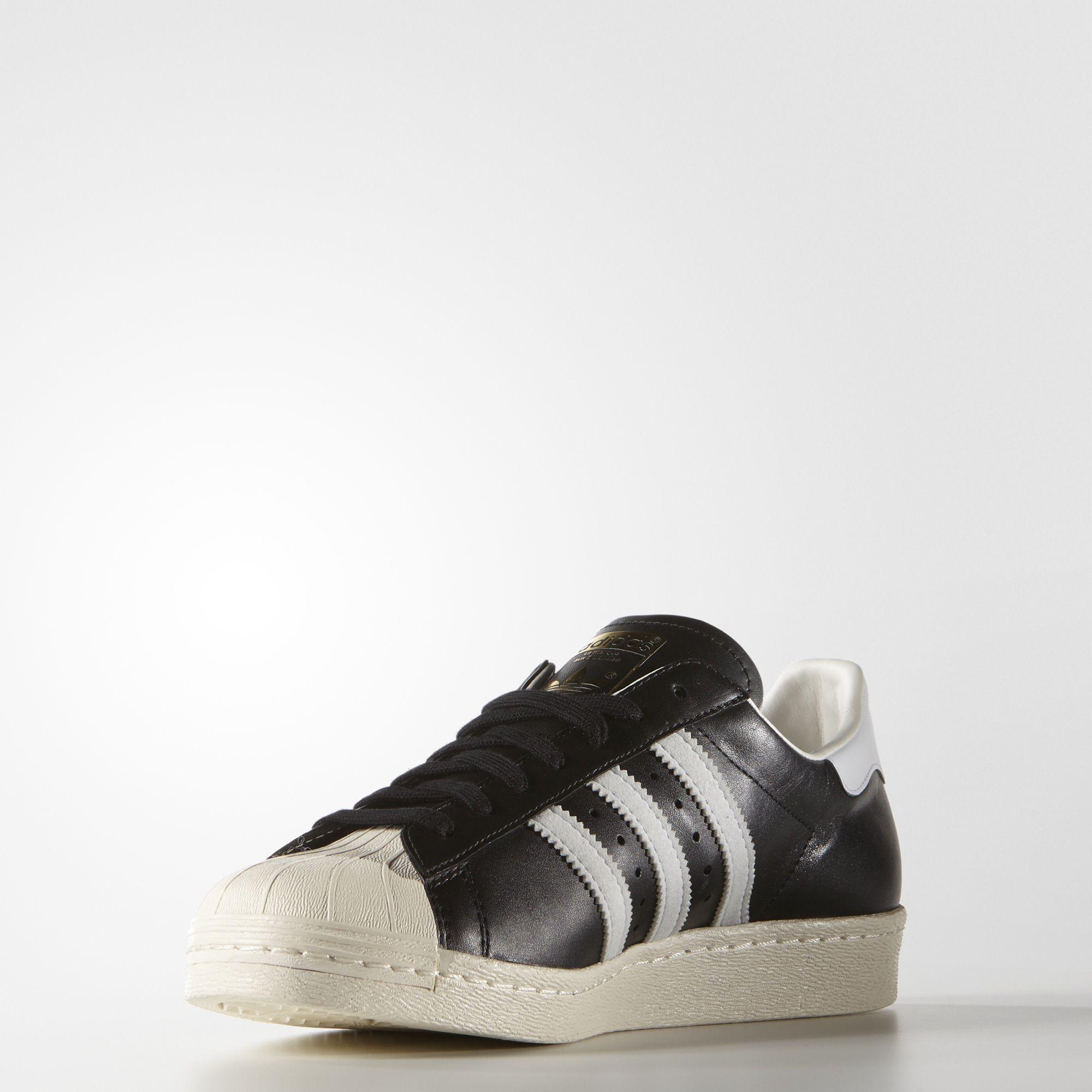 adidas - Tenis Originals Superstar 80S