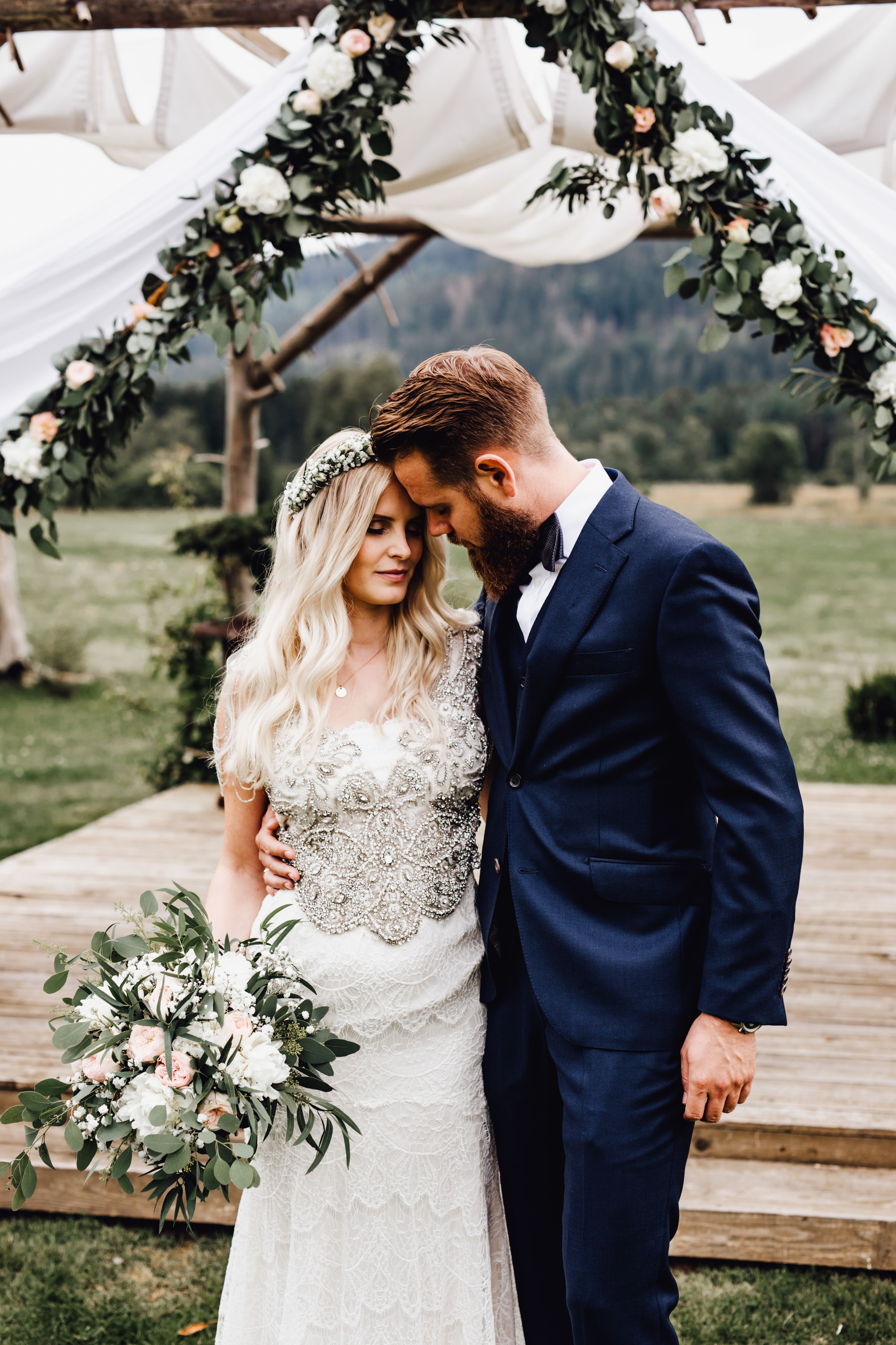 Boho Wedding Hochzeit Hochzeitskleid Spitze Kleid Hochzeit