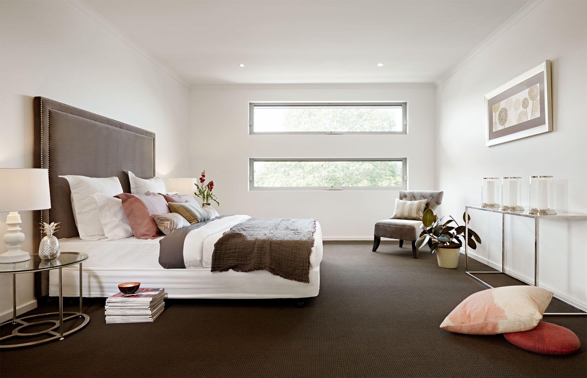 Hudson 31 master suite. Luxurious bedrooms, Floor design