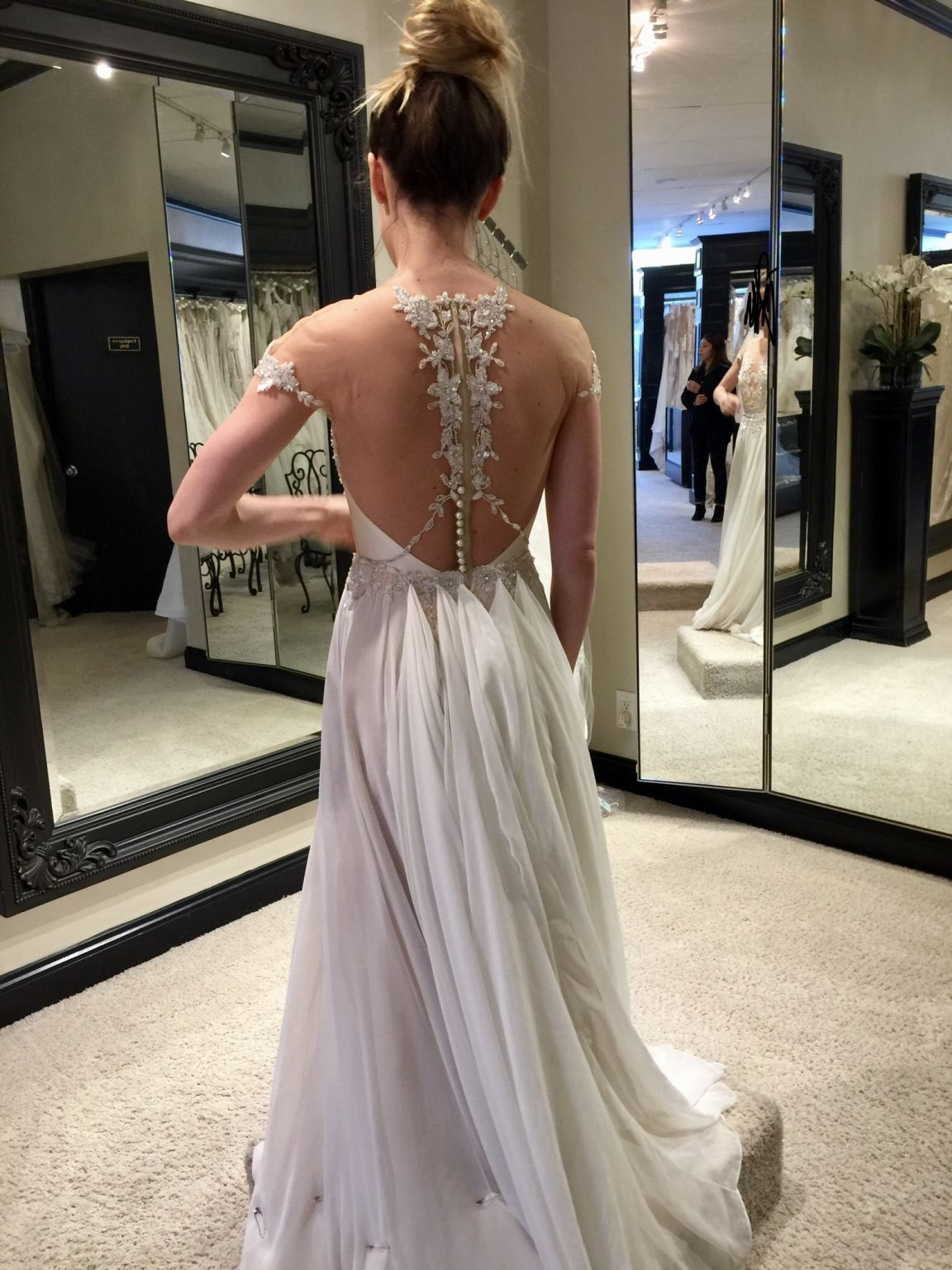 Galia lahav gala size new unaltered wedding
