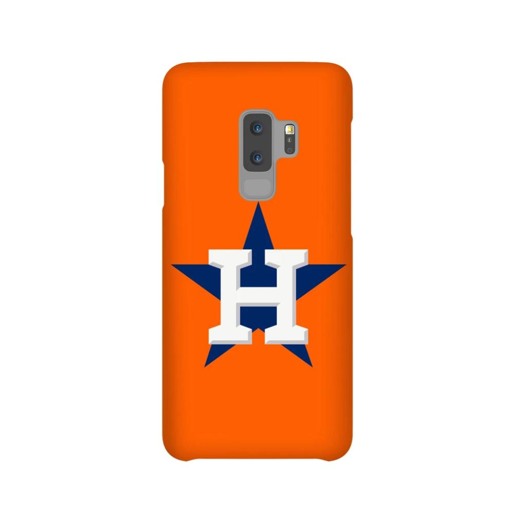Houston Astros Star Orange Samsung Galaxy Snap Or Tough Case Samsung Galaxy Galaxy Samsung Galaxy S5