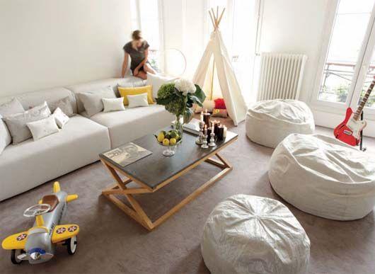 Room Bean Bag Living, Bean Bags For Living Room