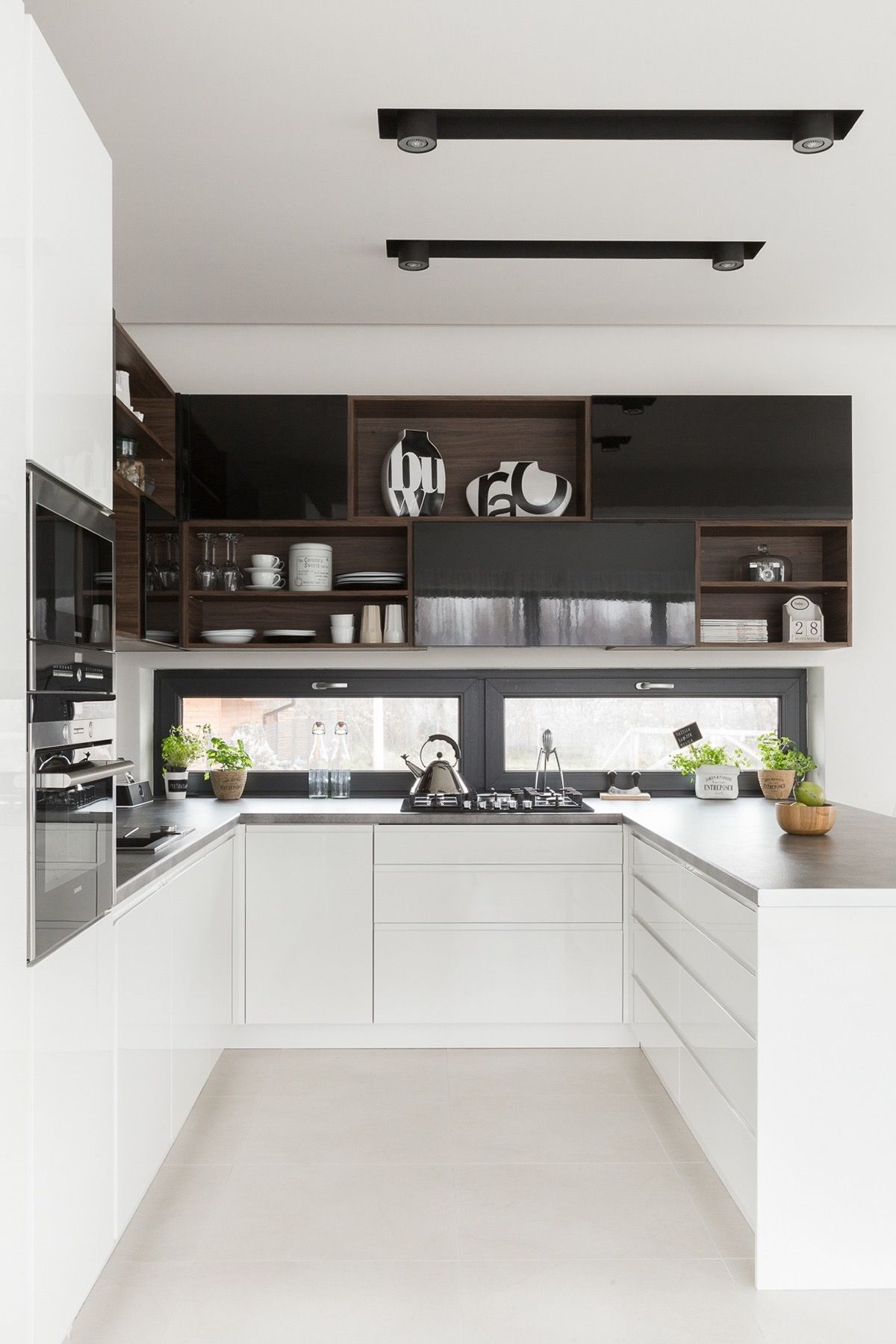 Best 50 Unique U Shaped Kitchens And Tips You Can Use From Them 400 x 300