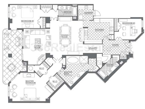 Unique Florida Condo Floor Plans Google Search Home
