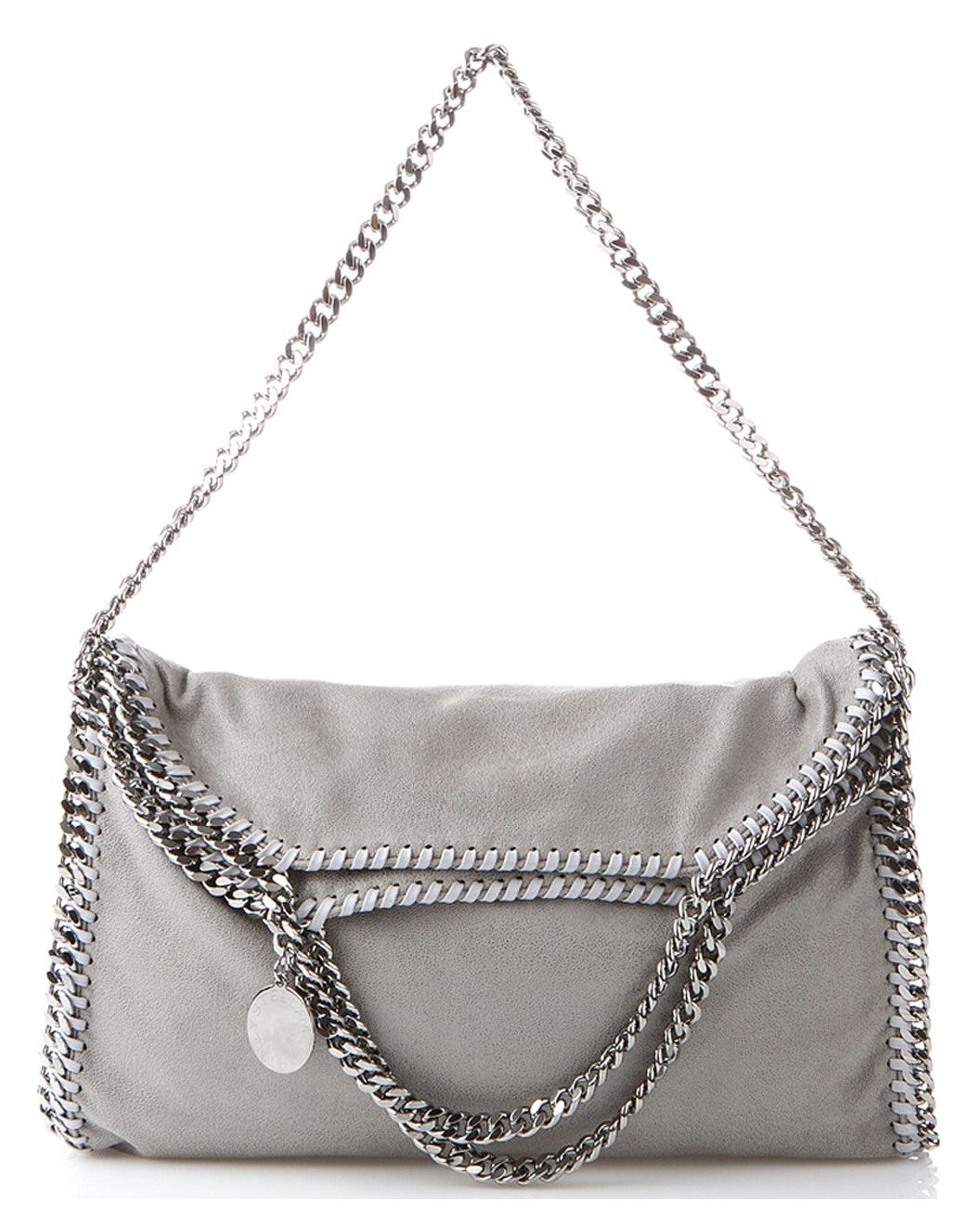 e4f870c7dbe2 You need to see this Stella McCartney Falabella Shaggy Deer Fold Over Tote  on Rue La