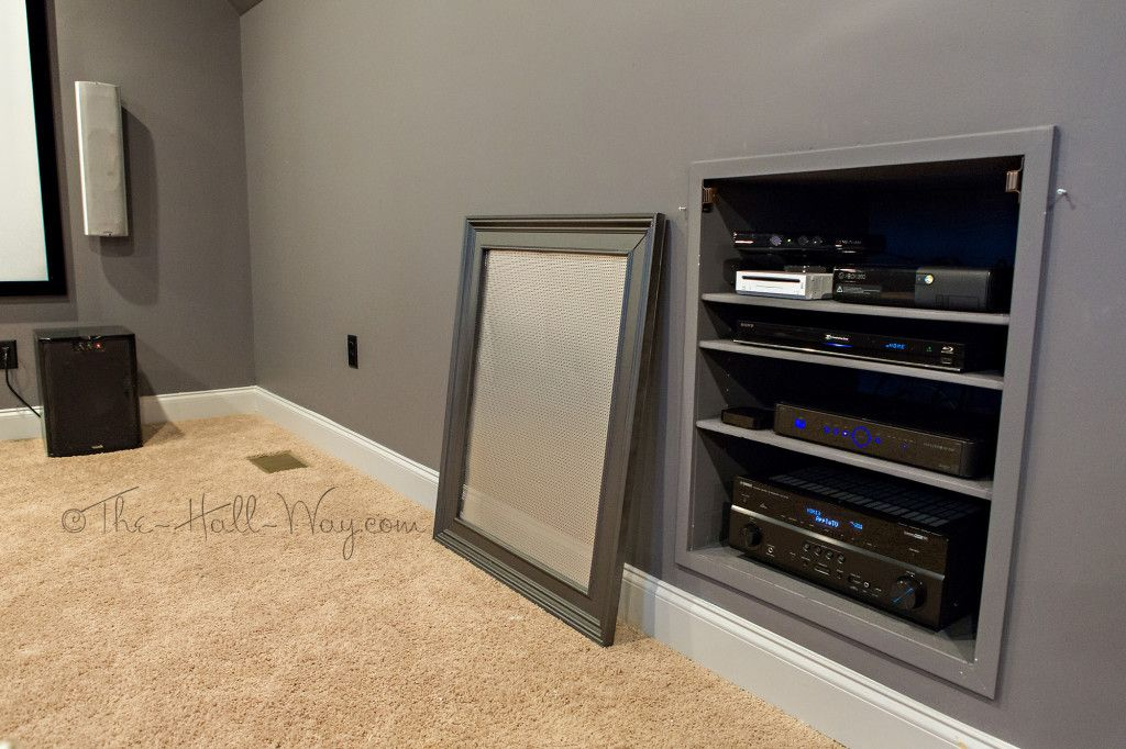 Home Theater Part 4 Home Theater Rooms Attic Renovation