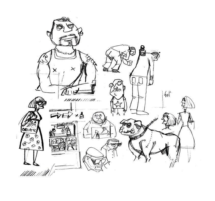 Adobe Illustrator tutorial: Create a retro-style comic