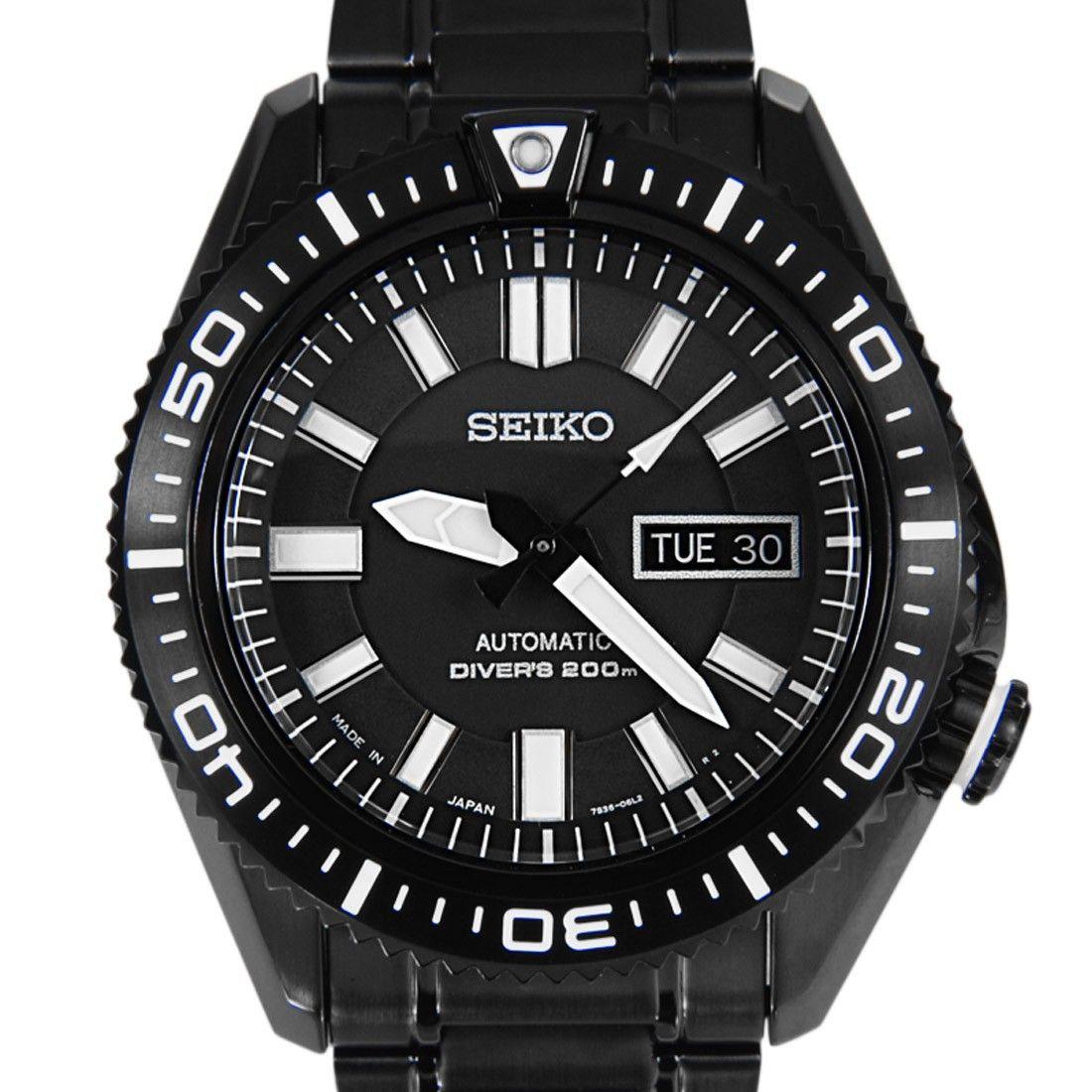 SKZ329J1 Seiko Superior Automatic WR200m Scuba Diver Watch