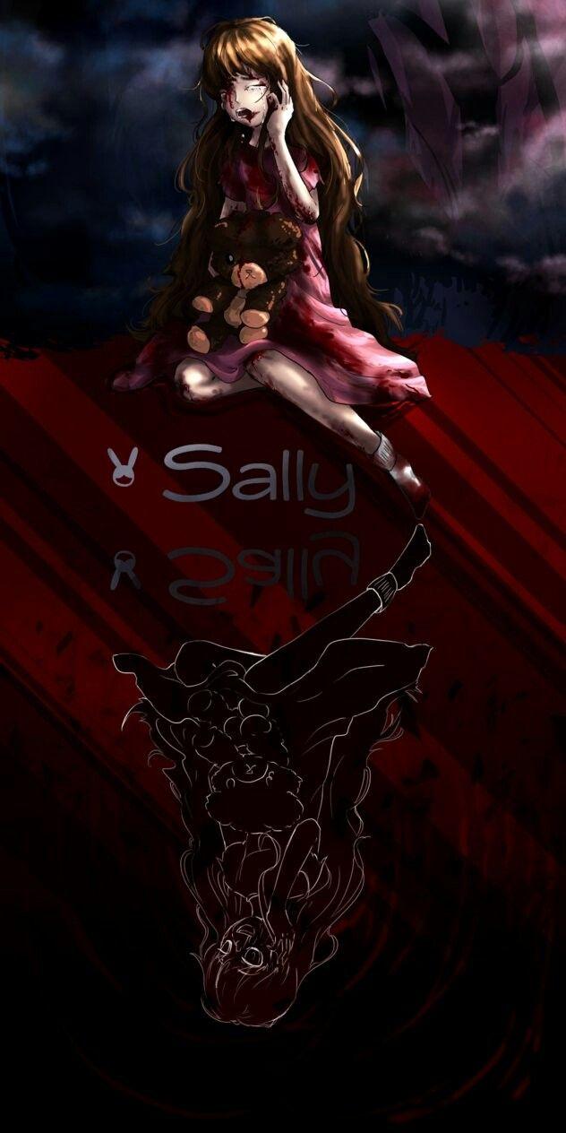 Sally Williams Creepypasta Cute Creepypasta Characters Creepypasta Stories