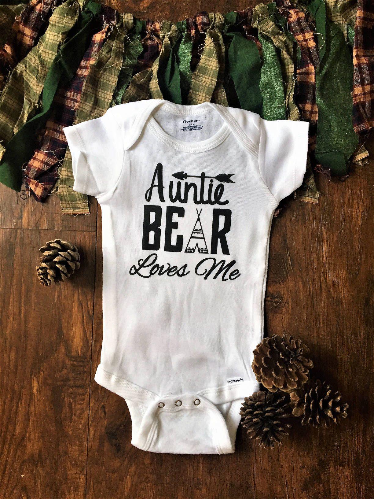 16494b314cf2 BABY BEAR Onesie®