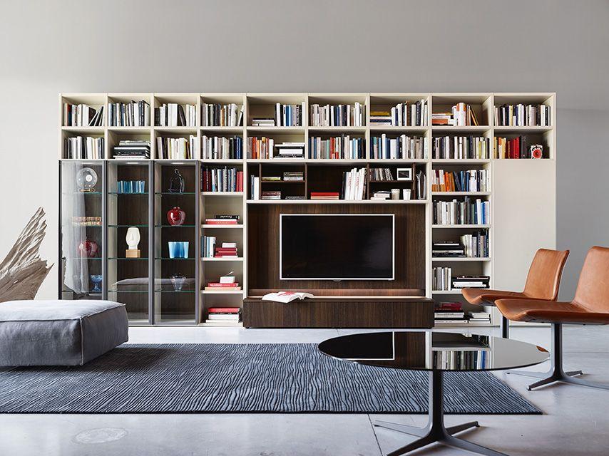 Besana   Moderní Obývací Pokoje   Salon Cardinal | BOOKCASE. BOOKS  EVERYWHERE. | Pinterest | Salons, Cardinals And D