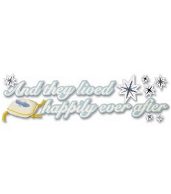 Disney Cinderella Wedding Stickers And They Lived Hily Ever After