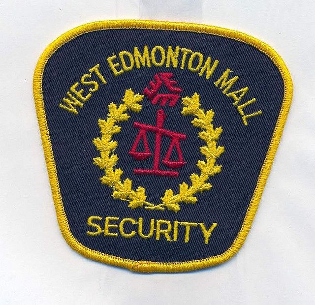 West Edmonton Mall security patch Security patches