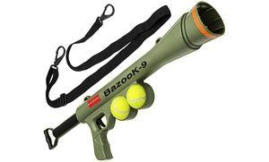 Bazook 9 Pet Squeaking Tennis Ball Launcher For Dogs Ball Launcher Dog Toy Ball Dog Ball