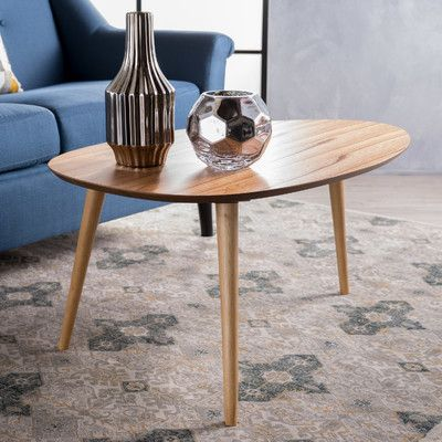Langley Street Montgomery Coffee Table Color Natural