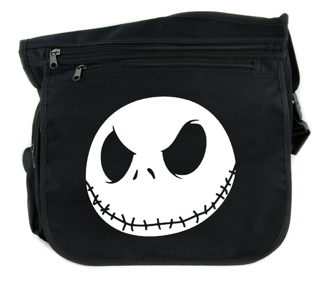 Jack Skellington Small Purse with Adjustable Strap,Shoulder Bag,Cross Body Bag
