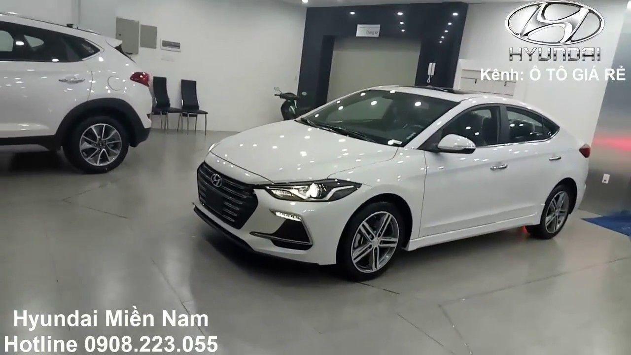 [Giao Ngay] Xe Hyundai Elantra Sport 2018 1.6Turbo Màu