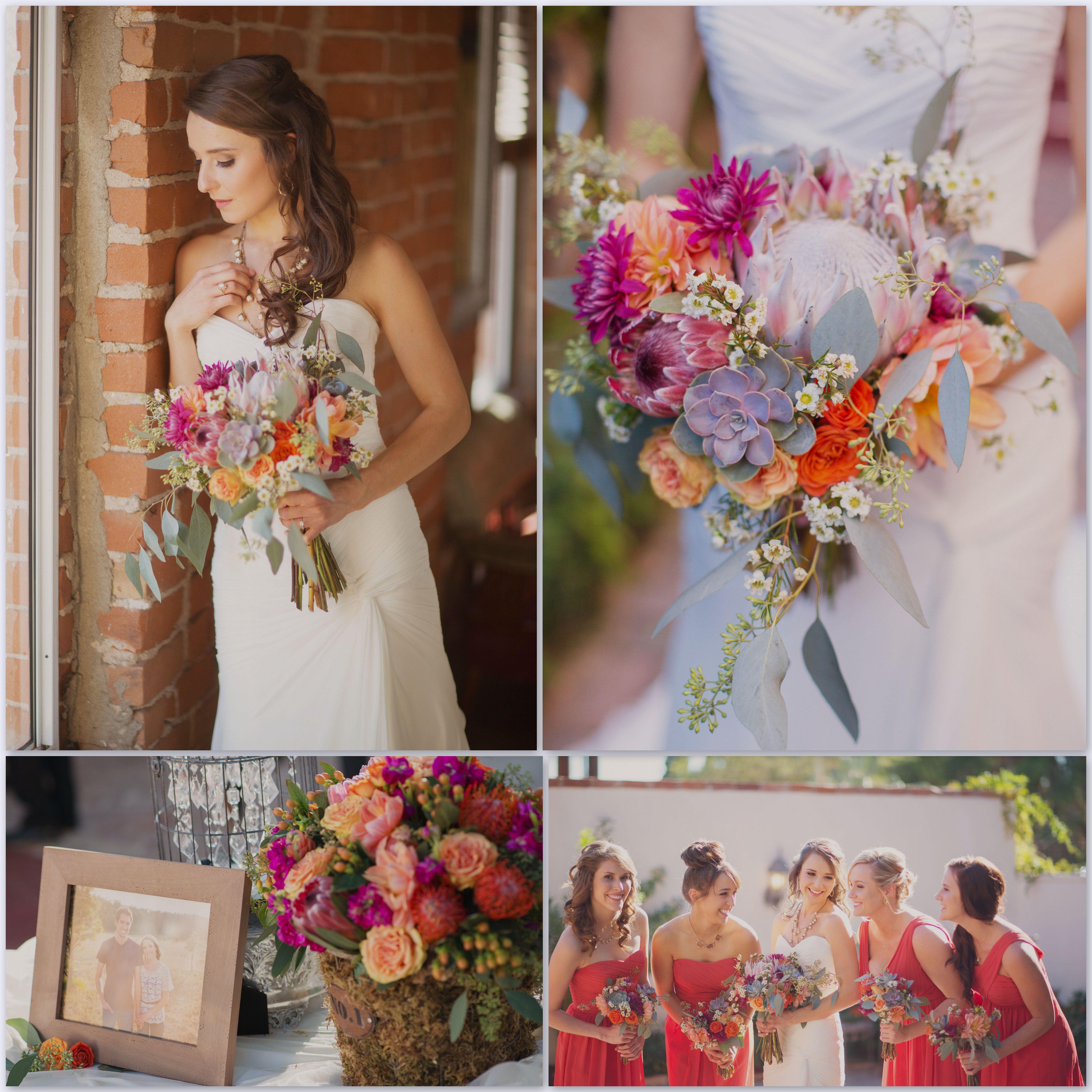 Wedding Gowns Az: Beautiful Wedding At The Stillwell House, Tucson, Arizona