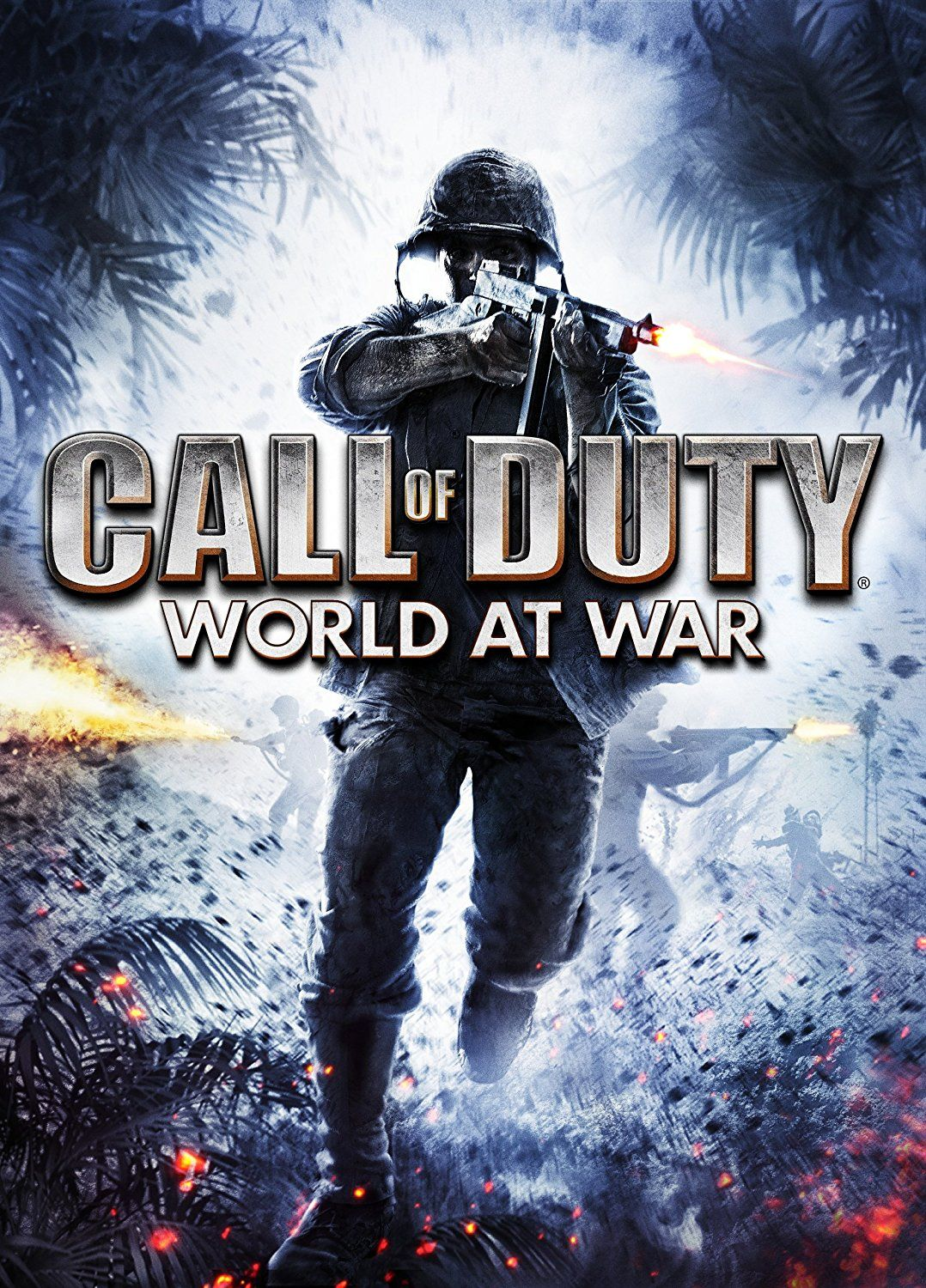 Call of Duty World at War PC Game Code]