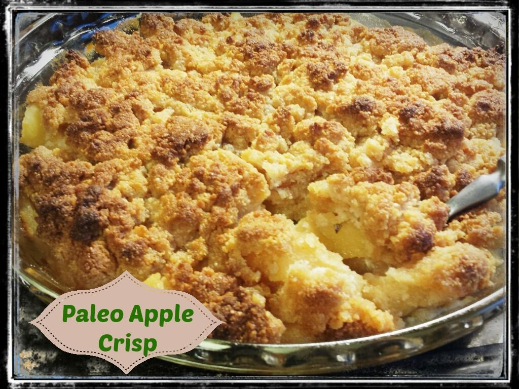 ... Paleo Apple Crisp on Pinterest | Paleo, Apple Crisp Recipes and Apples