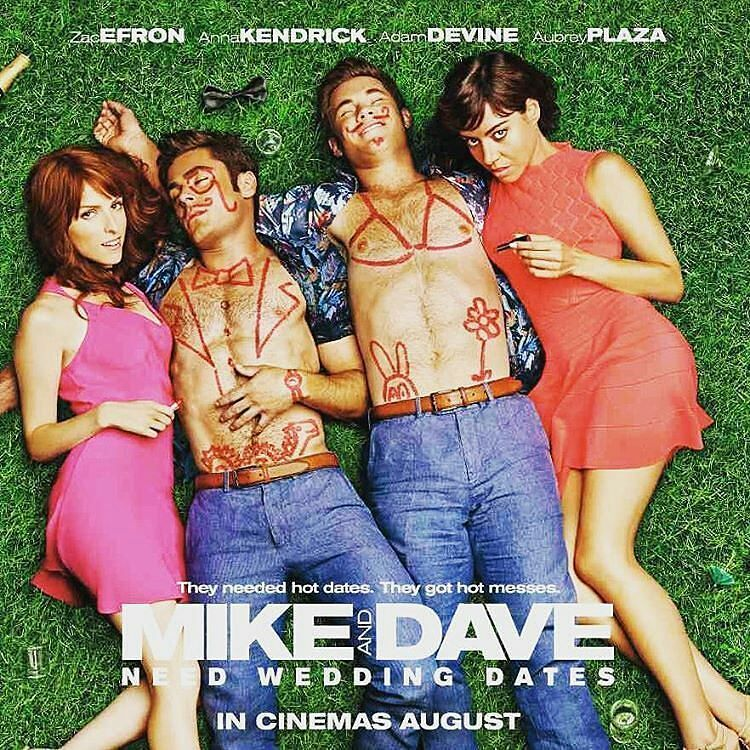 MovieAlert Mike and Dave Need Wedding Dates coming to