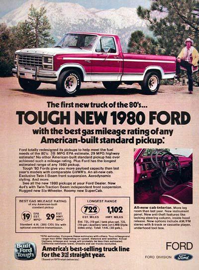 1980 Ford Pickup Rankmymedia Com New Trucks Pickup Trucks Ford Trucks