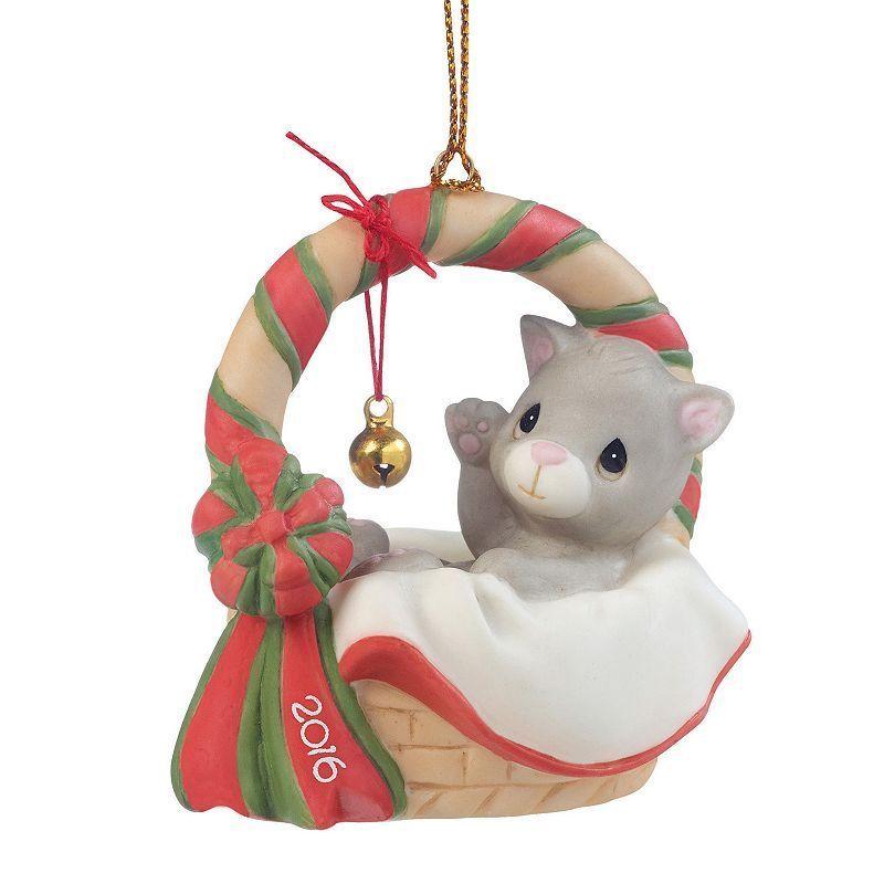 Precious Moments Meowie Christmas 2016 Christmas Ornament ...