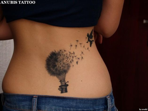 Top 10 Best Tattoos Ever Dandelion Tattoo Best Tattoo Designs
