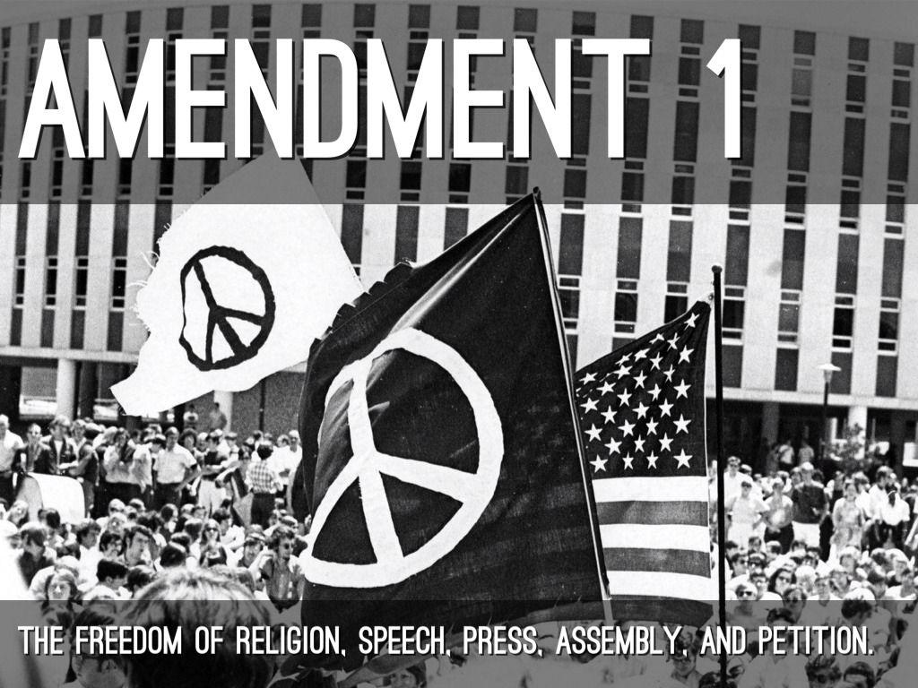 amendment ratified the first amendment laid amendment 1 ratified 15 1791 the first amendment laid out the principles of