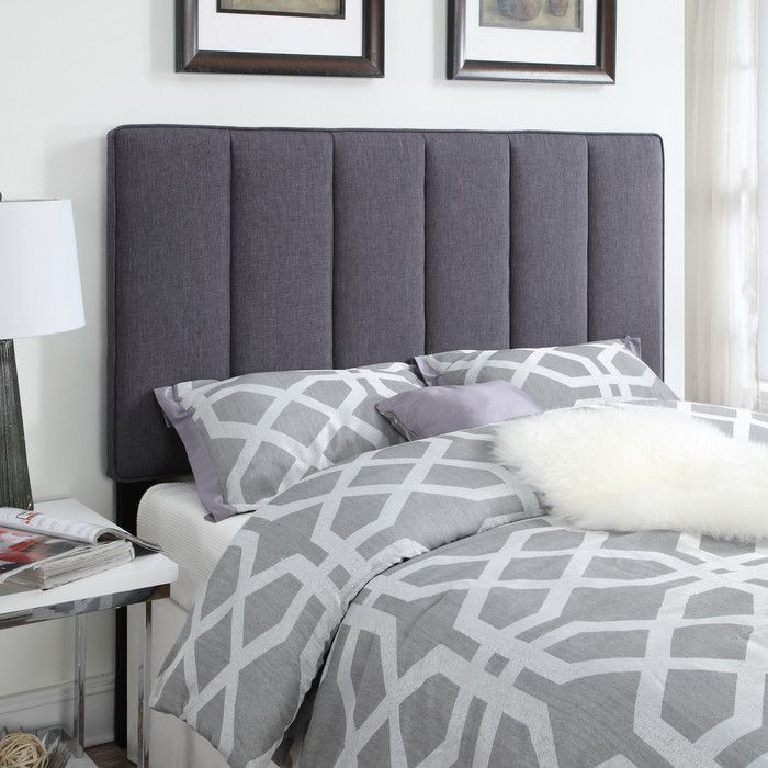 Upholstered Headboard | Pinterest | Alcoba